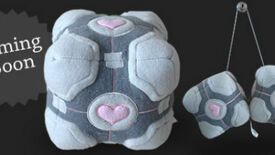 Image for Weighted Companion Cube Plush!
