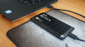 Image for WD Black P50 review: a tough SSD that's a real bruiser on price