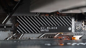 Image for WD Black SN750 Heatsink review: Do you need a heatsink on your next gaming SSD?