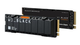 Image for The WD Black SN850 SSD brings the PCIe 4.0 fight to Samsung's 980 Pro