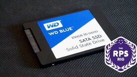 Image for WD Blue 3D NAND review: Better SSD for big workloads