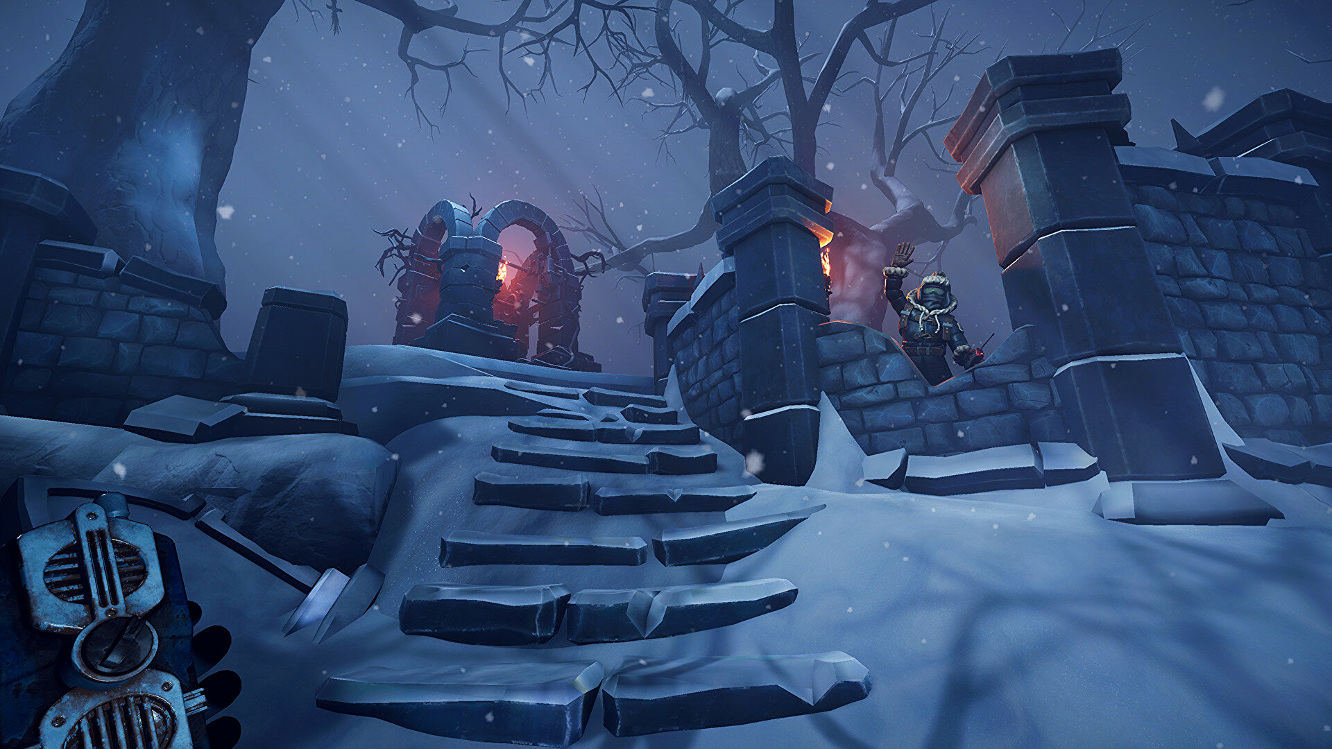 The fourth We Were Here series co-op puzzler is coming this year