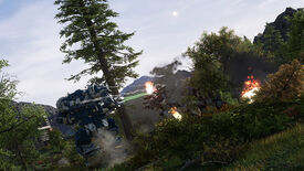 Image for MechWarrior 5: Mercenaries will have four-player co-op and full mod support