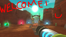 Image for Slime Rancher: A tour round Pip's home