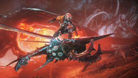 Image for Warframe: Heart Of Deimos is about mechs, insect surfing and a dash of kismet