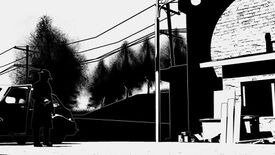 Image for White Heat: White Night Is Beautifully Unnerving