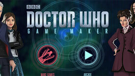 Image for The Doctor Who Game Maker Is A Bit Rubbish But Vital