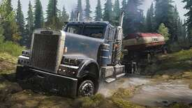 Image for Spintires: MudRunner's dirty American expansion is out today