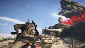 Image for Ghost Recon Wildlands signs out with the PvPvE Mercenaries mode