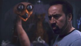 Image for How would you explain Nic Cage's bootleg Five Nights At Freddy's movie to a medieval peasant?