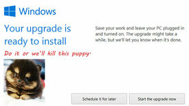 Image for Microsoft Will Stop Pestering You About Win 10 Soon