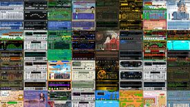 Image for The Winamp Skin Museum really whips the llama's ass