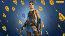 Image for Fortnite now has an Unreal Engine 5 tech demo lady skin, for some reason