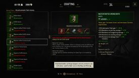 Image for The Witcher 3 armor sets: how to get the best Witcher gear
