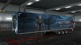Image for Euro Truck Simulator 2 adds Geralt Of Rivia in a free update