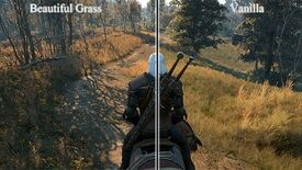 Image for A new Witcher 3 grass mod makes gaming's lushest landscapes even lusher
