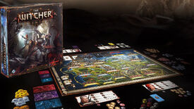 Image for Finally: There Is A Witcher Boardgame
