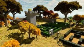 Image for The Witness: Hands On