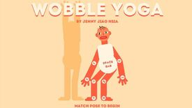 Image for Overthinking Games: the achievable goals of Wobble Yoga