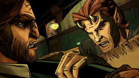 Image for WHY ISN'T WOLF AMONG US PART TWO AMONG US
