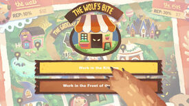 Image for Competitive fairytale game The Wolf's Bite out in August