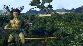 Image for Total War: Warhammer's Wood Elves like to shoot and run