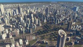 Image for This Cities: Skylines build recreates the honeycomb Detroit that could have been