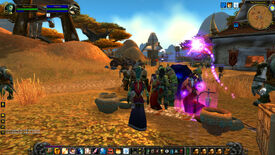 Image for World Of Warcraft Classic lagged up by DDoS attacks this weekend