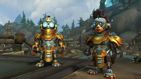 Image for Kill an old god as a playable fox or cyborg gnome in World Of Warcraft's next update