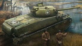 Image for World Of Tanks Generals Card Game Closed Beta Opens