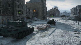Image for Capture Tank Flag: World Of Tanks Domination Mode
