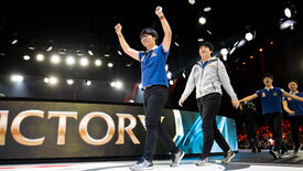 Image for League Of Legends Worlds Final: SKT vs KOO Tigers