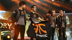 Image for League Of Legends Worlds Semi-Finals: Fnatic vs KOO Tigers