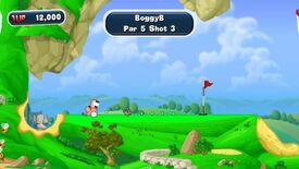 Image for Wriggling Woods: Worms Crazy Golf