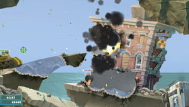 Image for Bombs & Burrows: New Worms WMD Multiplayer Trailer
