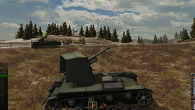 Image for Land Of The Free: World Of Tanks