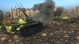 Image for Rounding Off: World Of Tanks Prettification
