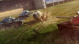 Image for Gunners For Goalposts - World of Tanks: Football Edition