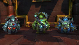 Image for World of Warcraft, give me the turtle people