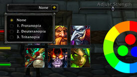 Image for WoW Boosting Colour Blind Filter Options In 6.1