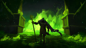 Image for WoW: Gul'Dan Stars In First Legion Animated Short