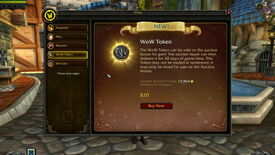 Image for Buy World Of Warcraft Subs For Gold With WoW Tokens