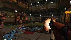 Image for Retroesque FPS Wrack Puts Up Its Dukes