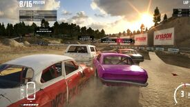 Image for Wreckfest is a splendid antidote to po-faced racing sims