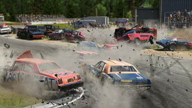 Image for Wreckfest smashing out of early access after 1611 days
