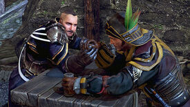Image for The Risen 3 Report, Day 5: The World's Longest Arm Wrestle