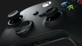 A close-up render of the official Xbox Wireless Controller.