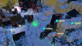 Image for XCOM lookalike Shock Tactics is out now