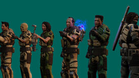 Image for Bob Ross, Team RPS and goodness knows who else star in XCOM 2: War of the Chosen propaganda