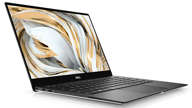 images of dell gaming and work laptops, specifically the xps 13